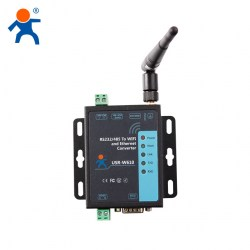 W610-Industrial-WIFI-to-Ethernet-to-Serial